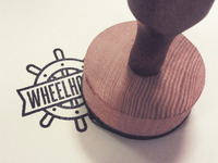 Wheelhouse Stamp