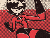 Elastigirl/Mrs. Incredible