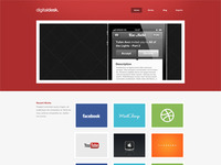 Wordpress Theme #1
