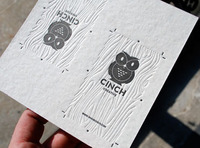 Cinch Creative Business Card