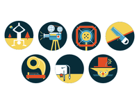 Personal Interest Icons