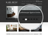 Kitchen & Bathroom homepage