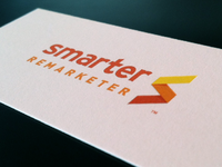 Smarter Remarketer logo in use