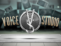Xbox: Voice Studio (Final Logo Treatment)