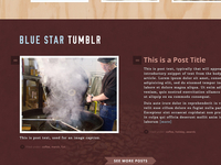 Blue Star Coffee Roaster - Tumblr Posts