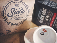 Static & Black Goat Coffees
