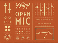 Dripp Open Mic
