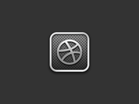 iOS 6 share menu icon template