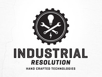 Industrial Resolution Logo