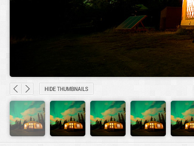 Pagination & Thumbnails