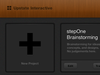 stepOne: All Projects
