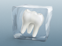 Tooth Anaesthesia Icon