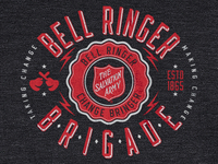 Salvation Army Bell Ringer tee