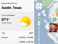 WFN Explorer (Weather Widget)