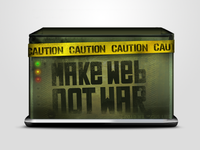 Make Web Not War (The Box)