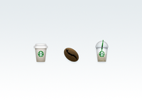 Starbucks - Icon Battle #4