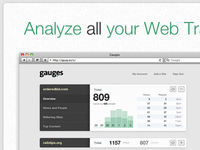 Gauges Homepage