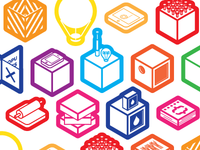 Thesis Project Icons