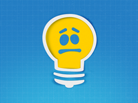 """Unnacepted Idea"" Icon"