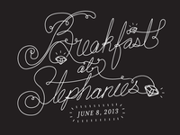 Breakfast at Stephanie's