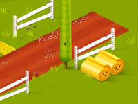 Isometric Game Detail