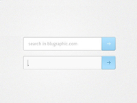 Search Box - PSD FREE
