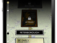 National Rail Museum - App Concept