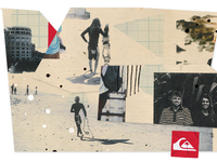 Quiksilver Collage