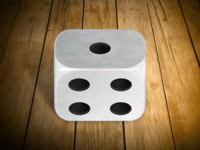 Dice iPhone Icon