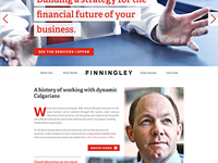 Financial Planner Home Page