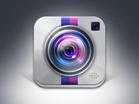 Card Lens iOs Icon