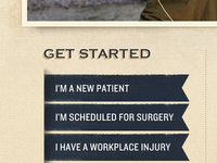Montana Orthopedic Website