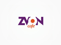 Zvon cafe logo design