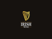 Irish 'Wine', experimental logo design