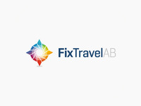 Fix Travel logo design
