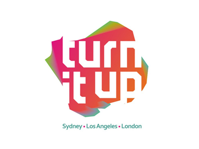 Turn-it-up-music-management-company-logo-design-by-alex-tass
