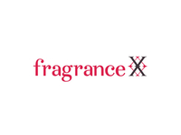 FragranceX logo redesign for perfume shop