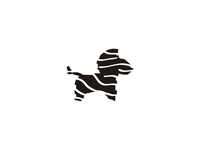 Go Zebra, truck rental / moving company logo design