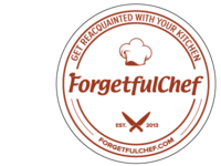 Forgetful Chef Letterpress Coasters