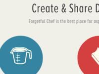 Forgetful Chef Homepage