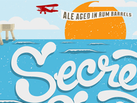 Secret Spot Anniversary Ale