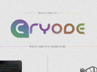 Welcome to Cryode