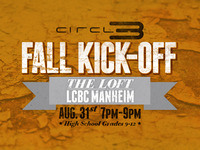 Circle 3 Fall Kick-Off