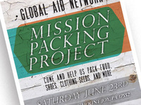 Global Aid Network Flyer