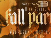Circl3 Fall Party
