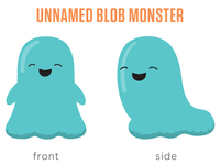 Unnamed Blob Monster