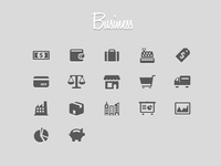 Appcooker Icon Pack  -  Business Preview