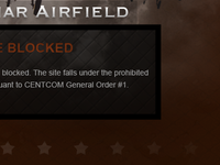 Airfield Block Page
