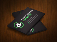 Thick and Fancy Business Cards