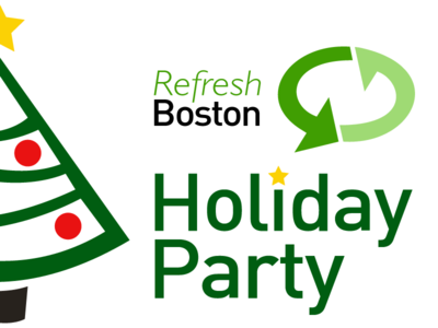 Refresh Boston Holiday Party